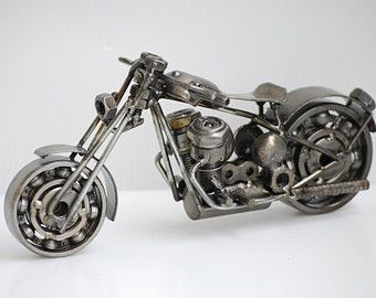 81 Best Scrap Metal Motorcycles Images On Pinterest