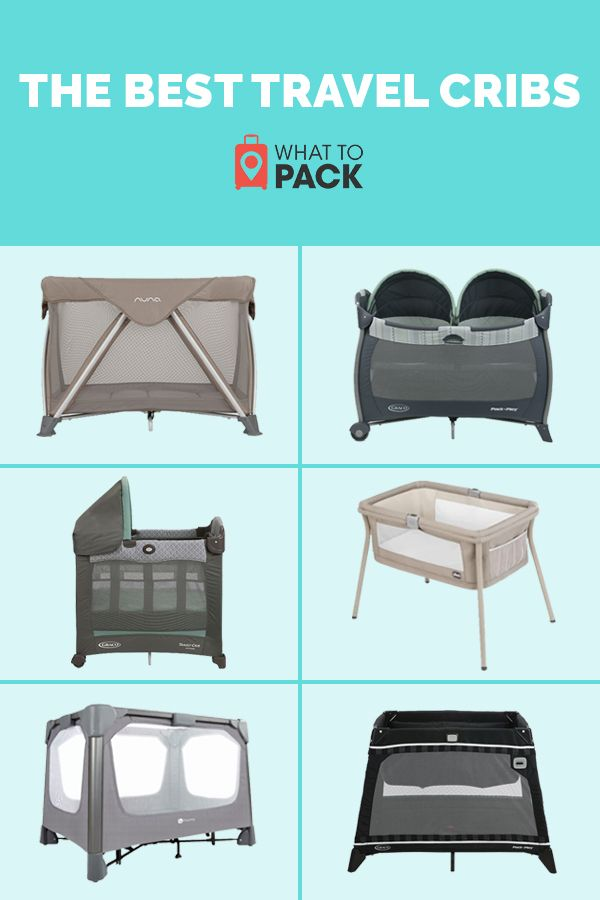The Best And Lightest Travel Cribs For Babies And Toddlers Shop