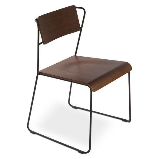 stacking dining chair features a sturdy steel frame that is sleek stylish and compact making these chairs easy to stack or move into another room at a