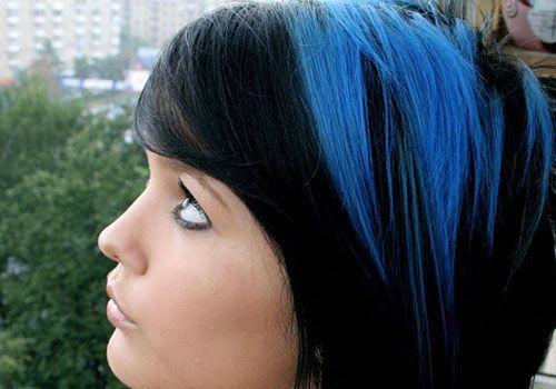 Penteado ondulado médio, vista lateral, cabelos castanhos para mulheres – – #Genel