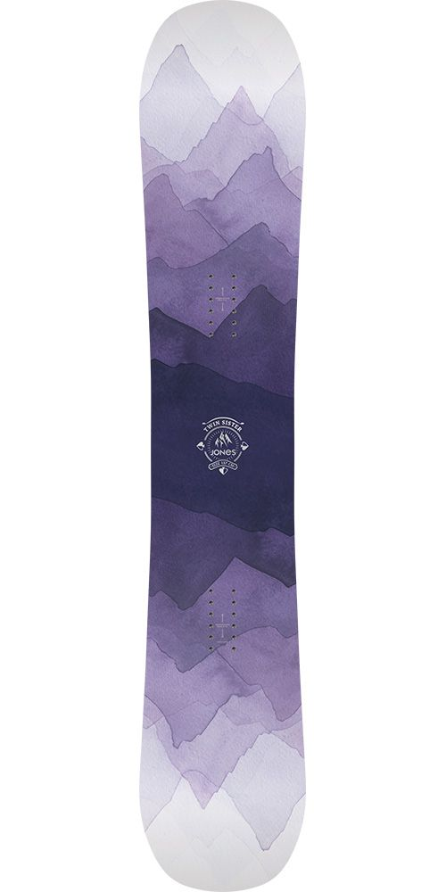 Jones Women's Twin Sister 14/15 Snowboard