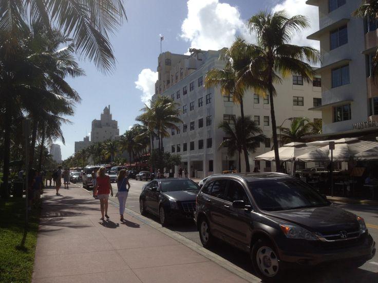 Ocean Dr. Sout Miami Beach