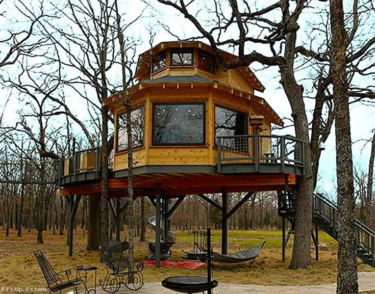 treehouse masters build in malikoff texas this thing is gorgeous inside too more