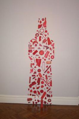 Tony Cragg - visual artist, mainly sculptor  Vivian Horan Fine Art | Tony Cragg: Five Bottles