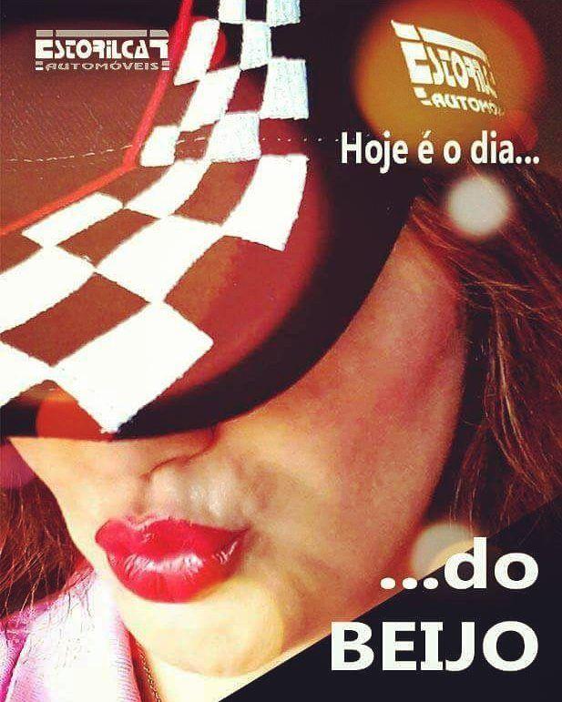 Hoje é o dia... do Beijo!! Quem tem amigos beijoqueiros ?? #istacars #automoveis #automoveisusados #seminovos #intaauto #seguranca #confianca #qualidade #estorilcar #estoril
