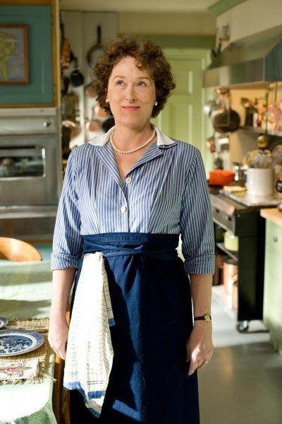 "Meryl Streep as Julia Child in ""Julie and Julia"