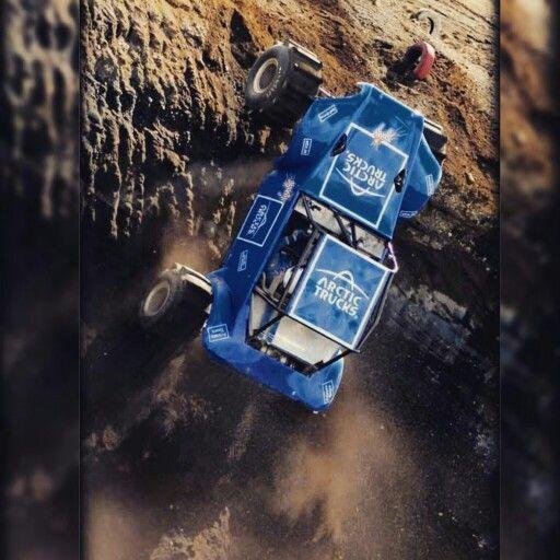 Formula offroad - Katla Turbo Tröll - rollover - torfæra - volcano racing 2015
