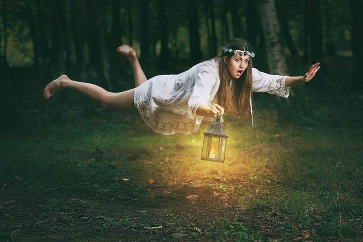 Levitation Fotografie ist magisch! Bringe den Betrachter mit einer Illusion zum staunen. Levitation Shooting Tipps und ein Tutorial findest du hier!