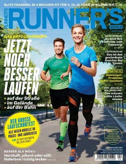 Runners World Germany - April 2015