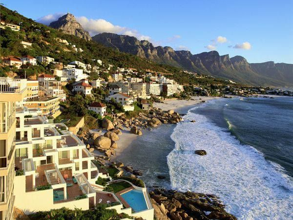 Cape Town, South Africa #CapeTown #SouthAfrica #beach