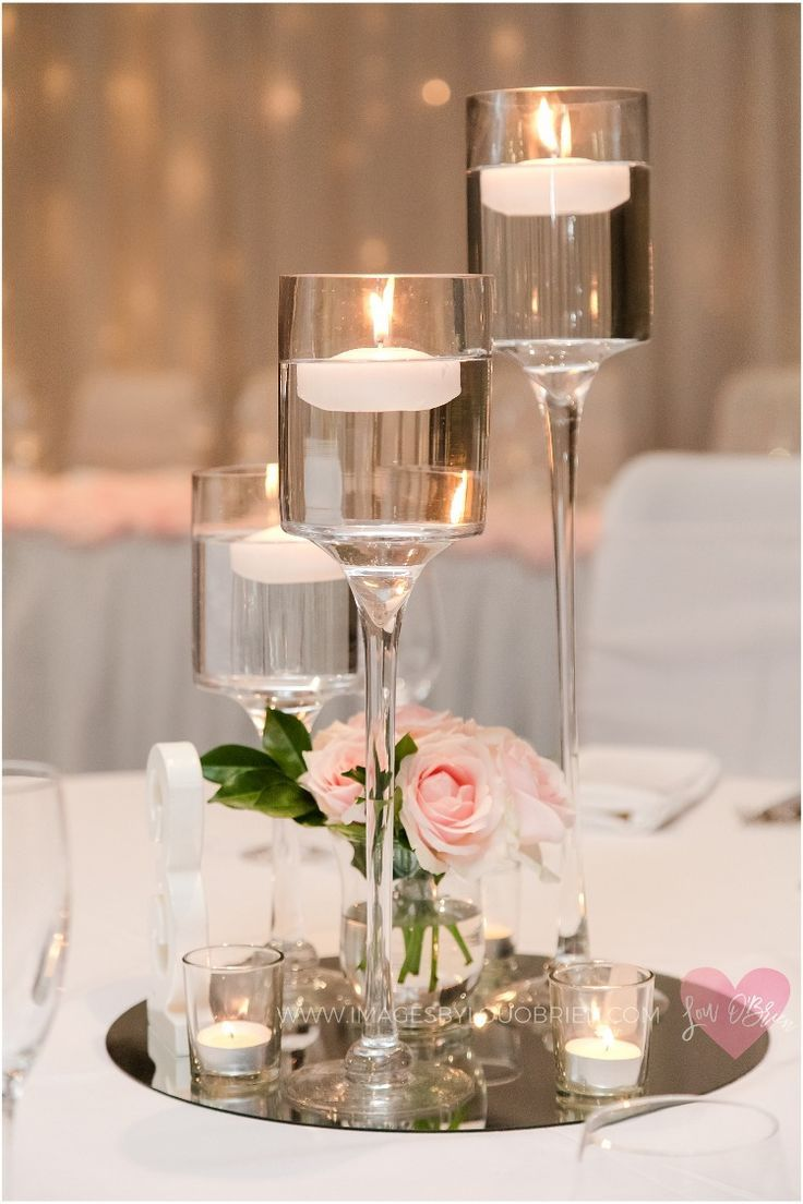 Carousel Image 1 Candle Wedding Centerpieces Floating Candles