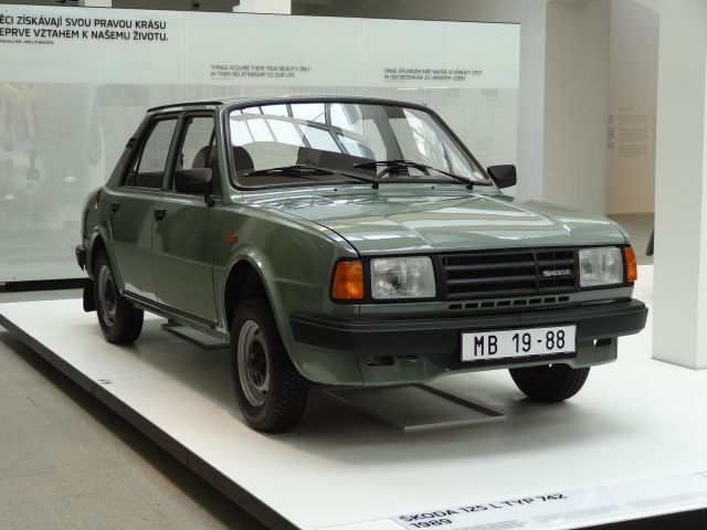 Škoda 105/120/125 (1976–1990)