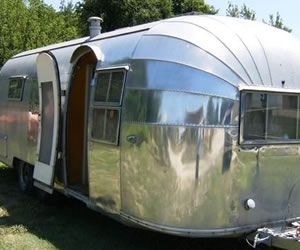 Airstreams For Sale - Vintage Airstreams - Airstream Caravans to Rent and For Sale