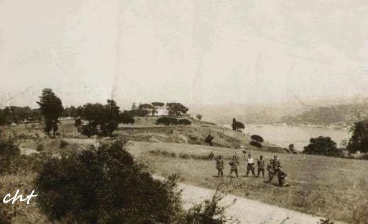 Etiler Nispetiye çiftliği 1935