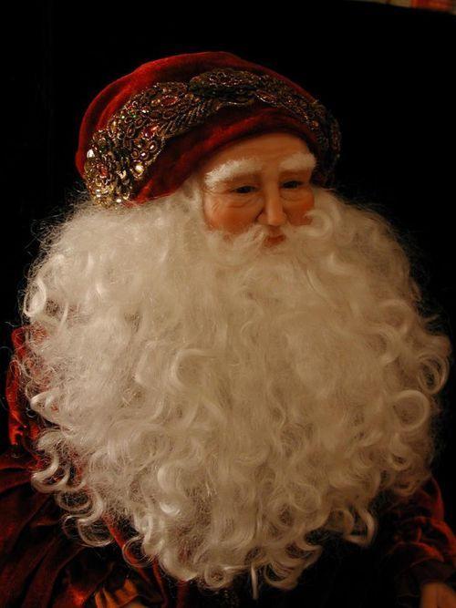 Father Christmas by Bonnie Jones