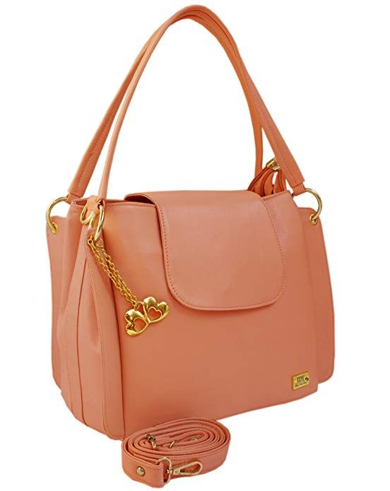 You Latest Peach Color Party Wear Handbag   Sling bag For Girls and Women s ee6c660a5639a