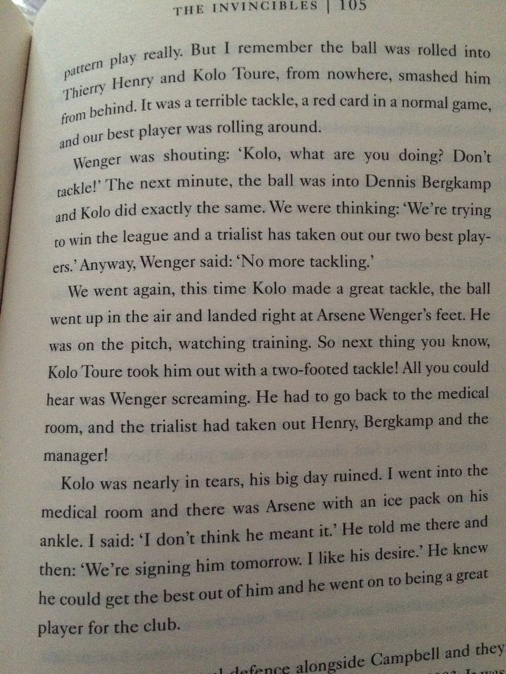 Kolo Toure 35 today. This is my fave Kolo story (re his Arsenal trial) from @johncrossmirror excellent Wenger book