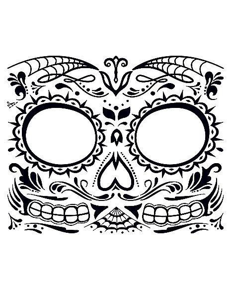 Sv Dotd Male Tattoo Asst - Spirithalloween.com                              …
