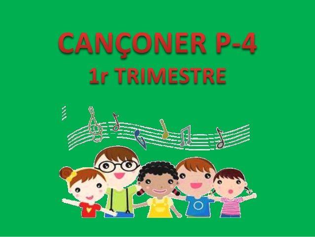 Cançoner P4 Torreballdovina