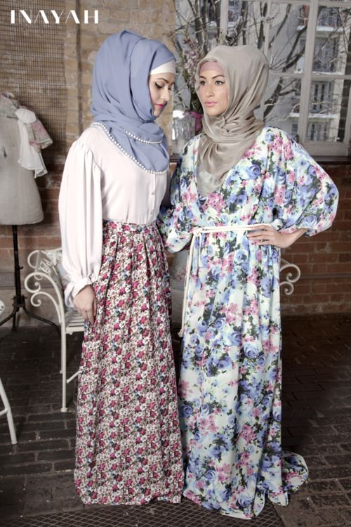 Modest and fashionist <3