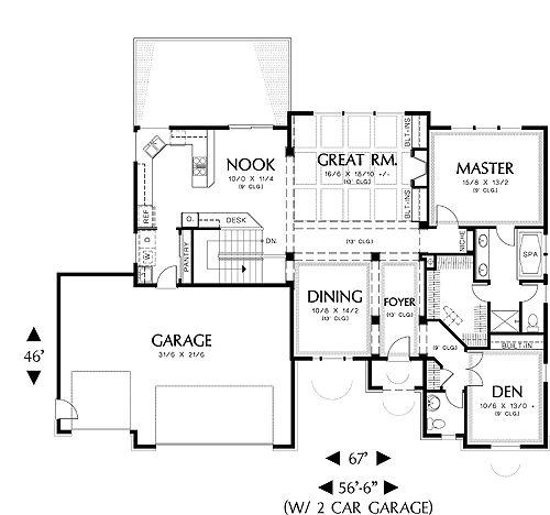 Cubby House Plans Bhg House Design Plans