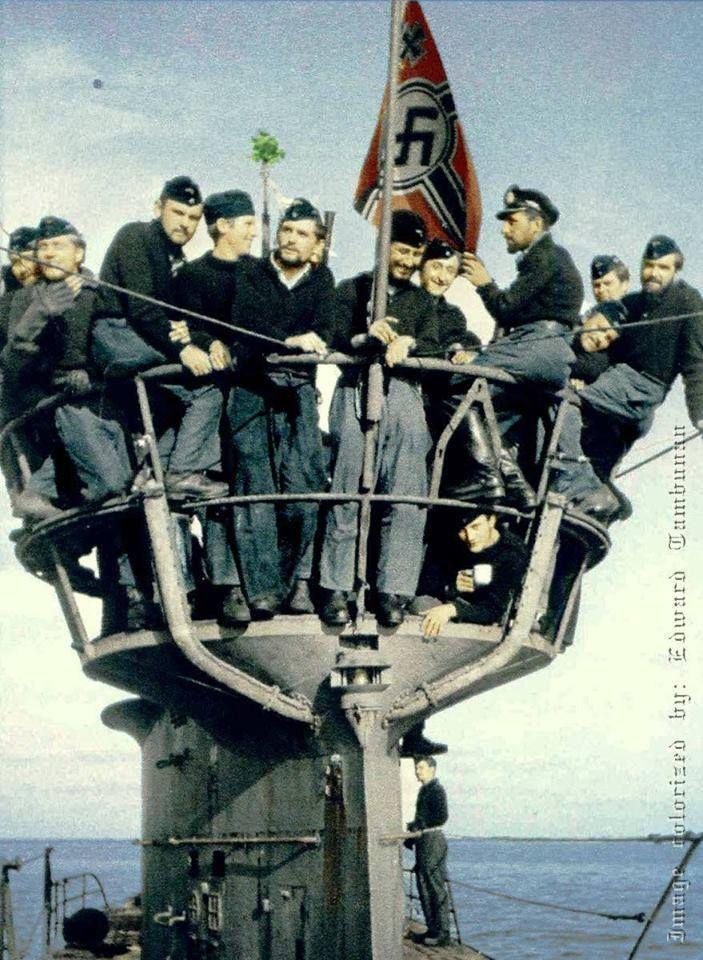 U-553 Type VIIC U boat