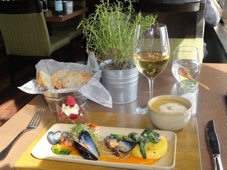 Coureur des Bois, bistro culinaire d'exception! @tourmonteregie #HôtelRiveGauche