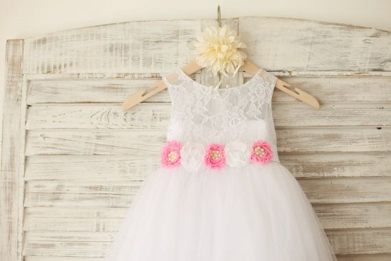 Hey, I found this really awesome Etsy listing at https://www.etsy.com/listing/207594884/tutu-lace-tulle-flower-girl-dress-pink