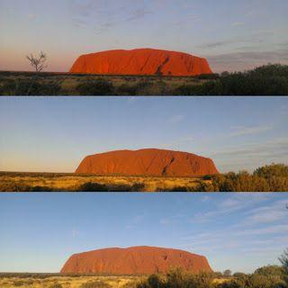 I'M LOOKING FOR ME: Exploring Uluru