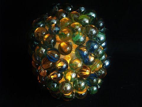 Ideas art for everyone, DIY - Joanna Wajdenfeld: Lanterns with glass balls