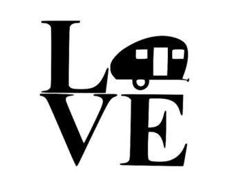 Download Camping Love svg outline laptop cup decalSVG Digital ...