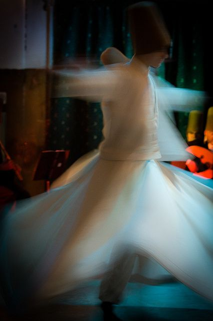Whirling Dervishes by Zalacain