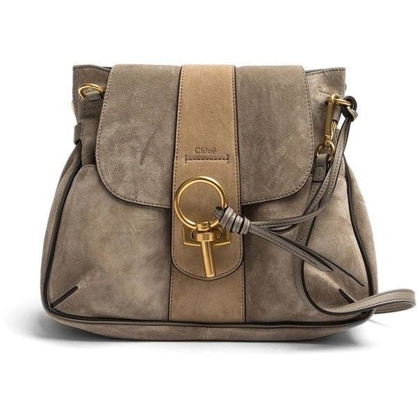 Chloé Lexa Shoulder Bag ❤ liked on Polyvore featuring bags, handbags, shoulder bags, shoulder bag handbag, chloe shoulder bag, locking purse, chloe purses and shoulder handbags