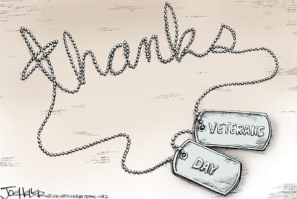 Thank you Veterans and thank you to my veteran- veterans day 2011 11-11-11