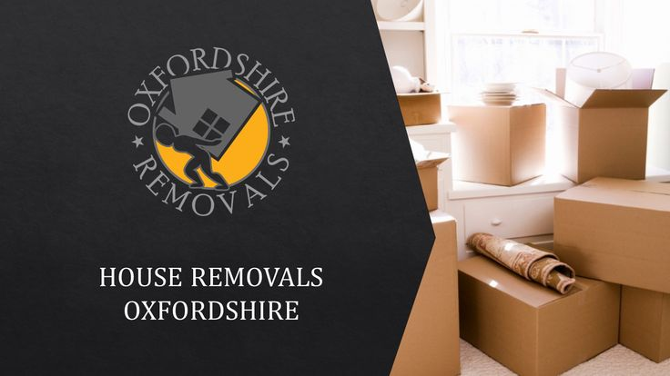 House Removals Oxfordshire