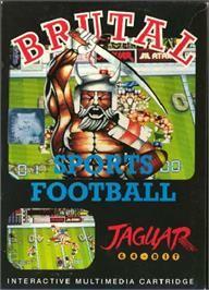 Brutal Sports Football - Atari Jaguar - Games Database