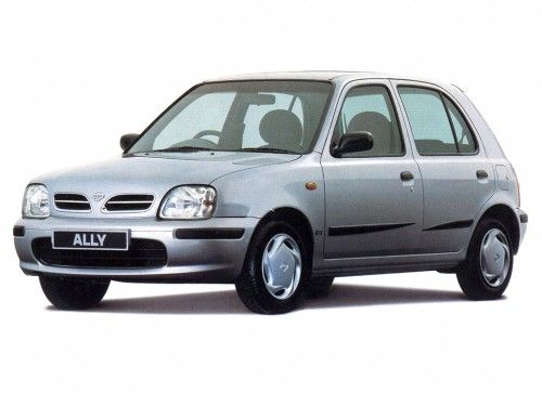 Nissan Micra Picture | Nissan Micra 1998 Ally Photos