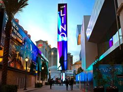 The Linq promenade On Strip, between Flamingo  and The LINQ Hotel & Casino Las Vegas, NV 89109