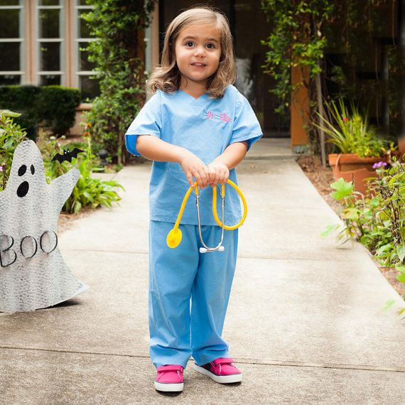 24 badass halloween costumes to empower little girls - Kids Doctor Halloween Costume