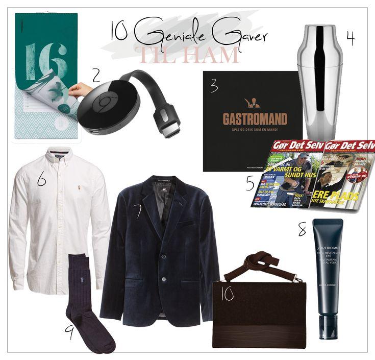 10 geniale gaver til manden