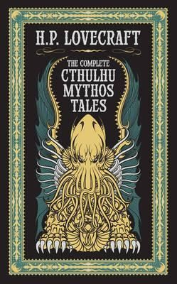 The Complete Cthulhu Mythos Tales (204,38,-)