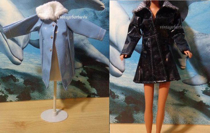 Uneeda Betsy Teen Doll Clothes Lot Size Blue Coat 1970s Empire #EmpireUneeda #Clothing