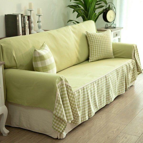 Sofa Covers Ideas Cheap Diy Sofa Cover Ideas Green Fabrics Decorative Pillows Diy Sofa Cover Sofa Covers Cheap Cheap Sofas