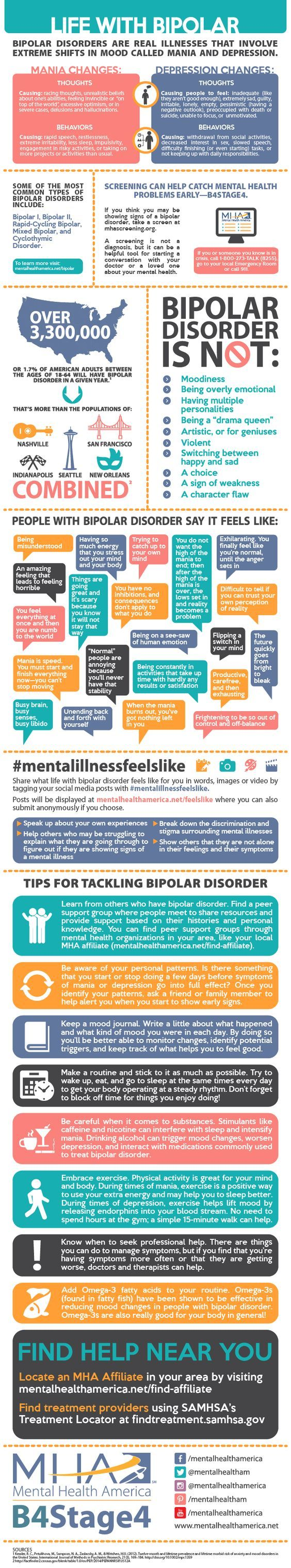 Bipolar help in Canada - cmha.ca - Canadian Mental Health Association | May is Mental Health Awareness Month!