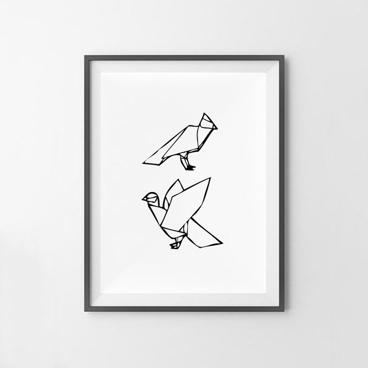 """""""Fly Away"""" Origami inspired wall art print. This print comes with 4 different sizes to download. 5x7 JPG, 8X10 JPG, 11X14 JPG, 16x20 JPG. THIS IS A DIGITAL DOWNLOAD FILE ONLY. Enter code """"25OFF"""" when you buy 2 or more prints to save 25% off your entire order! https://www.etsy.com/au/listing/516201697/origami-print-bird-print-wall-decor?ref=shop_home_active_9"""