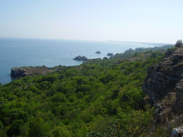 Yaila natural reserve, Black Sea