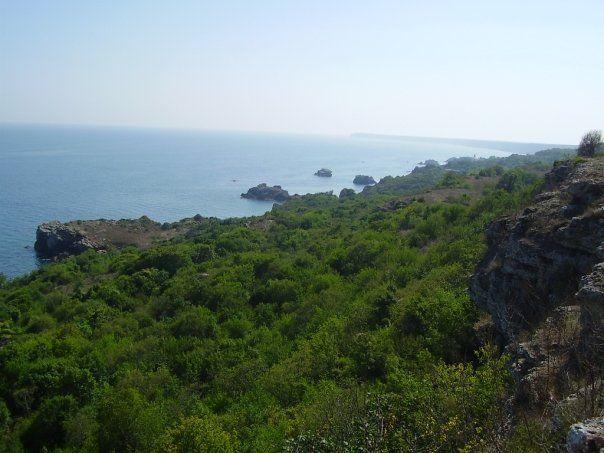Yaila natural reserve, Black Sea