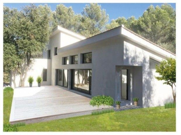 La villa Glossinia PRIX DE VENTE DE LA MAISON (HORS FONCIER) : 313.000 € TTC SURFACE PLANCHER : 160 m2 COÛT PAR M2 DE SURFACE PLANCHER : 1.950 € TTC ARCHITECTE : SARL ARCHITECTURE B2R SURFACE DE LA PARCELLE PRIVATIVE : 1.500 m2