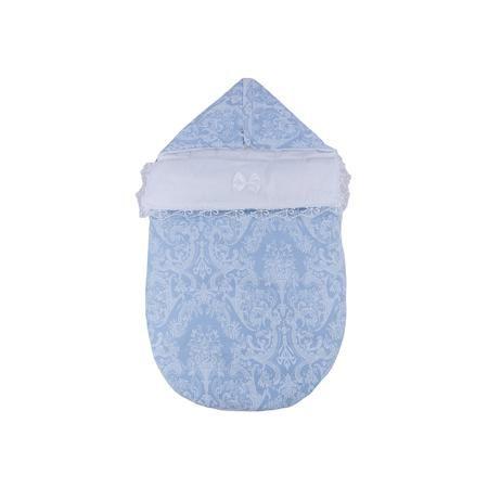 Арго Конверт на выписку НЕЖНОСТЬ, Арго, голубой  — 1759р. ------ Момент выписки мамы с ребенком из роддома - один из самых трогательных. Сделать его более торжественным поможет красивый конверт для выписки. Он сшит так, чтобы ребенку в нем было удобно и тепло. Конверт на выписку сшит из тика на подкладке из сатина, с молнией на капюшоне и по бокам. Это нарядный и одновременно практичный конверт. Материалы подобраны специально для новорожденных. Они гипоаллергенны, пропускают воздух, не…