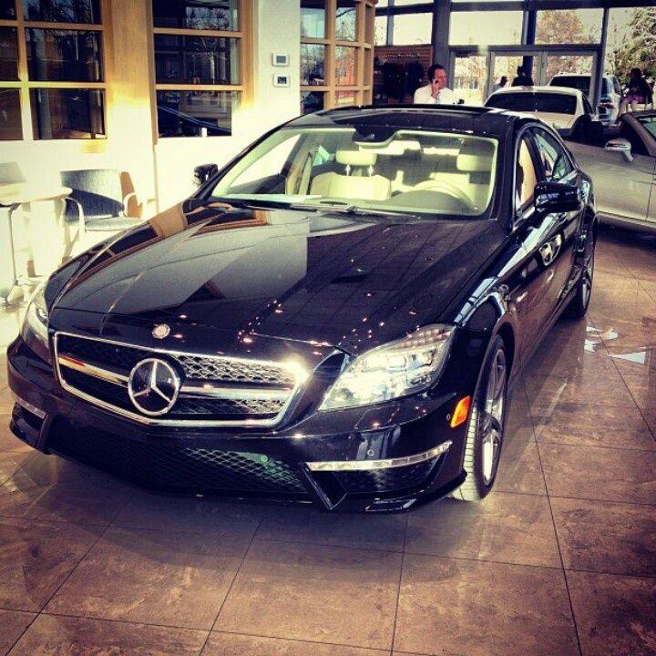 Cool Mercedes: Mercedes CLS 63 AMG...  Ride N Get it